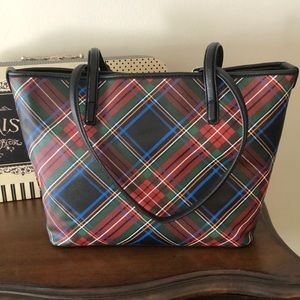 NWOT! Holiday Colors Tote Bag